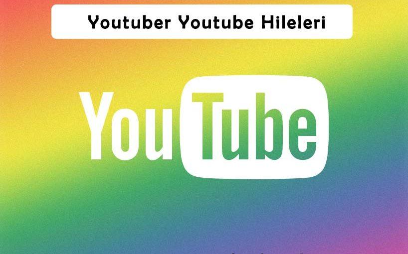 Youtuber Youtube Hileleri, Abone Kasma, İzlenme Artırma Taktikleri